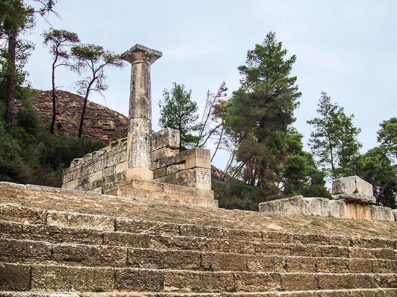 Αρχαία Ολυμπία   Πελοπόννησος Search